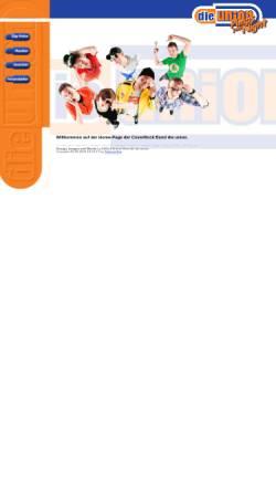 Vorschau der mobilen Webseite www.dieunion.de, Die Union