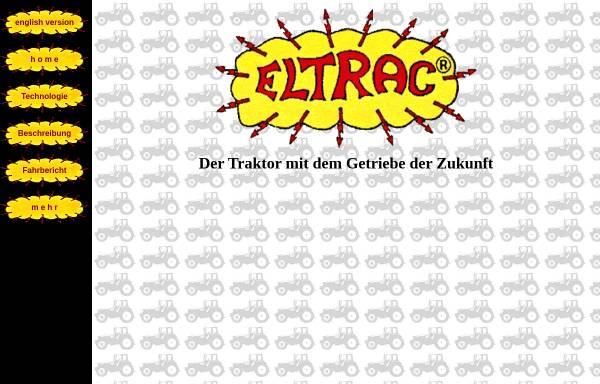 Vorschau von www.eltrac.de, Eltrac