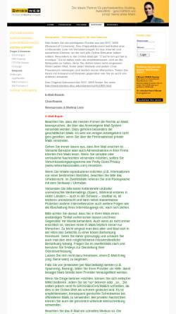Vorschau der mobilen Webseite support.swiss-web.com, Swiss-web.com: Typische Internet-Begriffe