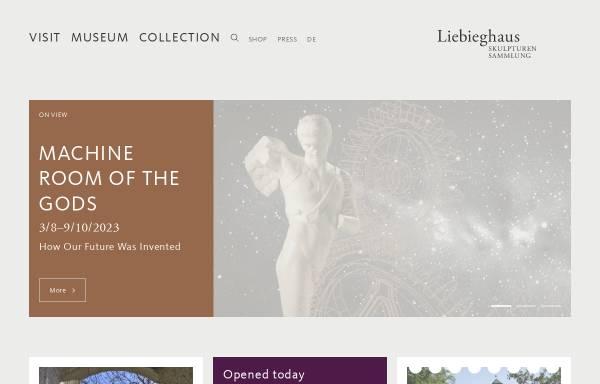 Vorschau von www.liebieghaus.de, Liebieghaus
