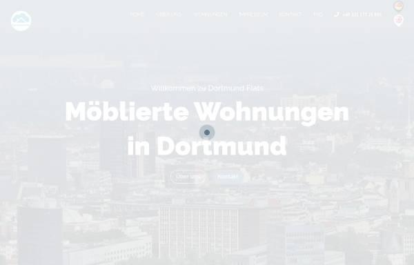 Vorschau von www.appartementhaus-dortmund.de, Appartmenthaus Dortmund-City