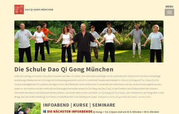 Vorschau von daoqigong.de, Dao Qi Gong