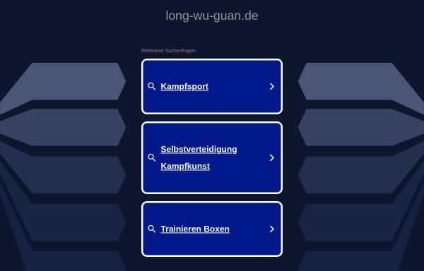Vorschau von long-wu-guan.de, Kampfkunstschule Long Wu Guan