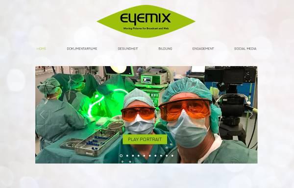 Vorschau von www.eyemix.ch, EyeMix GmbH