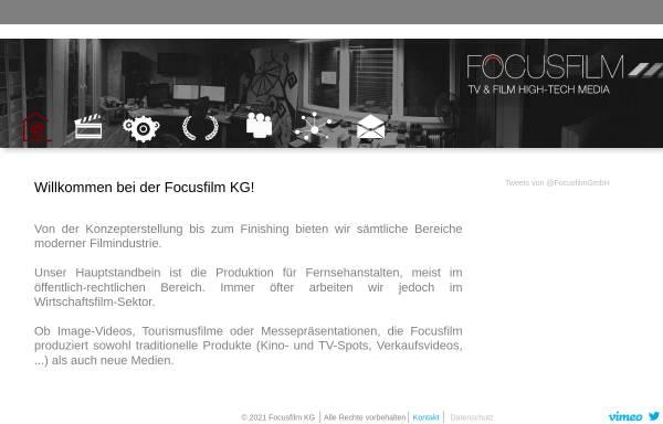 Vorschau von www.focusfilm.at, Focusfilm, (A) Klagenfurt