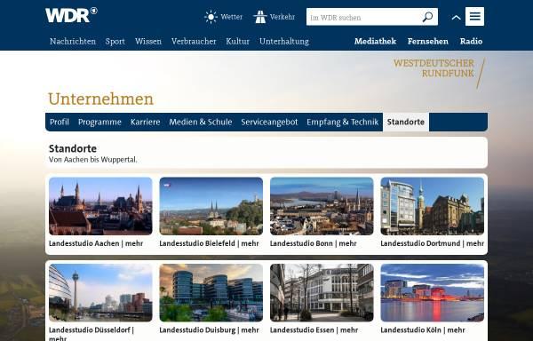 Vorschau von www.studio-bielefeld.de, WDR Studio Bielefeld