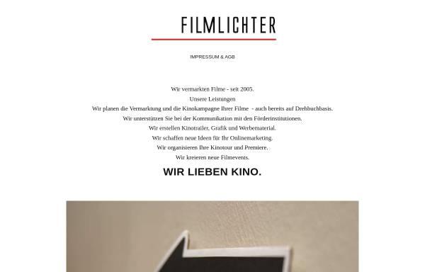 Vorschau von www.filmlichter.de, Filmlichter GbR