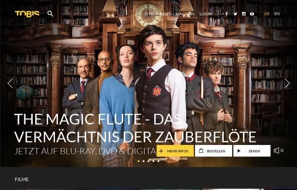 Vorschau von www.tobis.de, Tobis Film GmbH & Co. KG