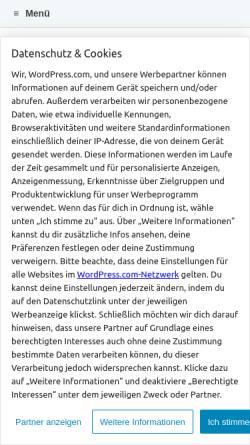 Vorschau der mobilen Webseite aylinlenbet.wordpress.com, AylinLenbetCoaching - Dipl.-Psych. Aylin Lenbet
