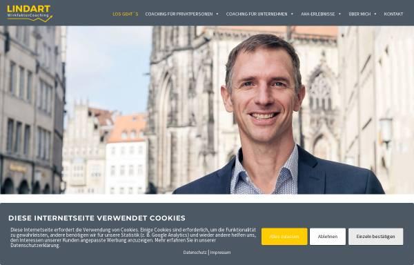 Vorschau von wirkfaktorcoaching-muenster.de, Lindart WirkfaktorCoaching