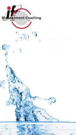 Vorschau der mobilen Webseite www.ife-web.com, Institute for eXcellence - Jürg Wilhelm