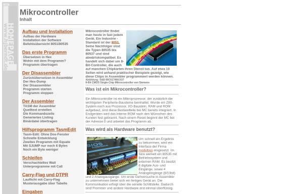 Vorschau von www.hjberndt.de, Homepage von H.-J. Berndt