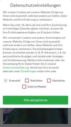 Vorschau der mobilen Webseite www.brixy.de, Brixy, Dietmar