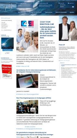 Vorschau der mobilen Webseite www.pelzerap.de, Pelzer AP