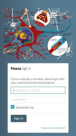 Vorschau der mobilen Webseite www.aerger.tv, Ärger e.V.