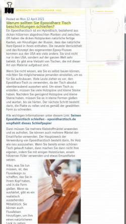 Vorschau der mobilen Webseite www.trinkhalle-duesseldorf.de, Trinkhalle