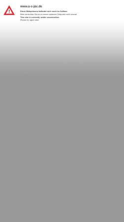 Vorschau der mobilen Webseite www.a-s-gmbh.de, A&S - Architektur & Stadtplanung GmbH