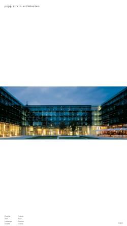Vorschau der mobilen Webseite www.hpsa.de, Hadlich Popp Streib