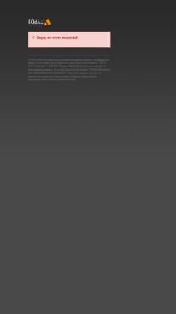 Vorschau der mobilen Webseite www.drehorgelinfo.de, Drehorgelinfo.de