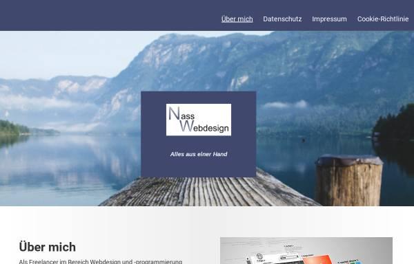 Vorschau von www.nassweb.de, Nass Webdesign