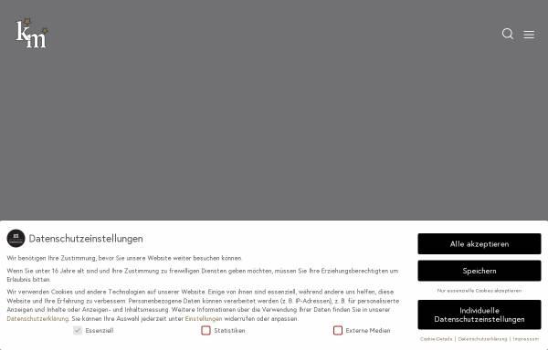 Vorschau von michow-concerts.com, Michow Concerts