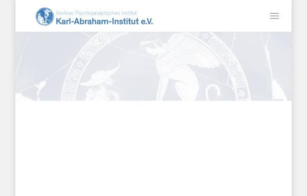 Vorschau von www.bpi-psa.de, Berliner Psychoanalytisches Institut (BPI)