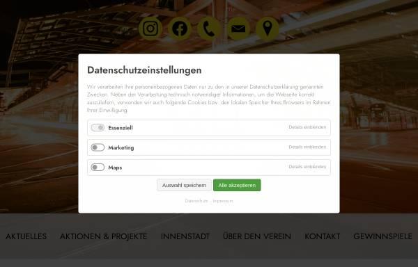 Vorschau von www.citymanagement-dresden.de, City Management