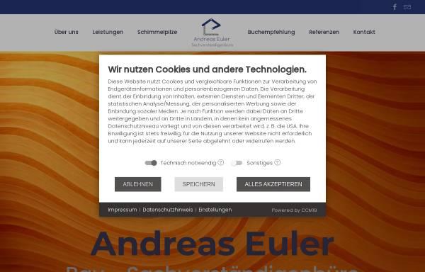 Vorschau von www.euler.biz, Euler, Andreas