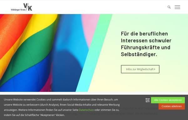Vorschau von www.vk-online.de, Völklinger Kreis, VK e.V.