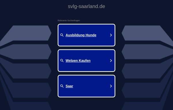 Vorschau von www.svlg-saarland.de, SV Verein für Deutsche Schäferhunde e.V.