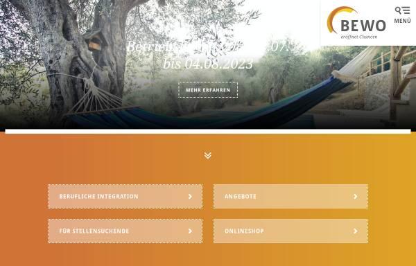 Vorschau von www.bewo.ch, Bewo