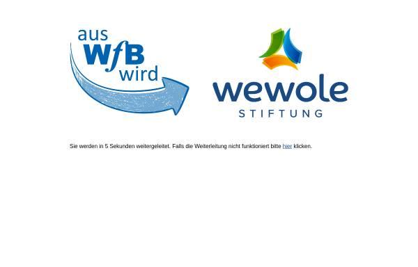 Vorschau von www.wfb-herne.de, Werkstätten für Behinderte - Herne
