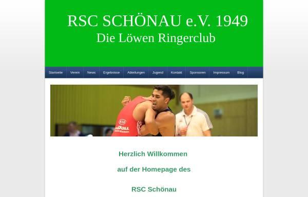 Vorschau von www.rsc-schoenau.de.rs, Ring und Stemmclub 1949 Schönau e.V.
