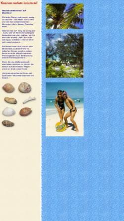 Vorschau der mobilen Webseite www.yougi.de, Ferienwohnungen am Meer, Point d'Esny