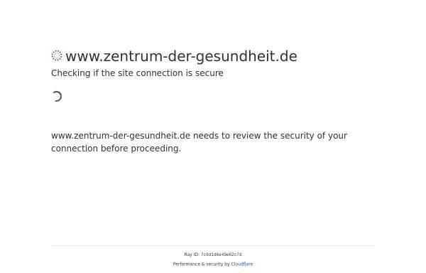 Vorschau von www.zentrum-der-gesundheit.de, Zentrum der Gesundheit
