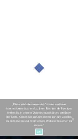 Vorschau der mobilen Webseite www.hochzeitsfilmen.de, Kuck Filmproduktion, Inh. Lars Kuck