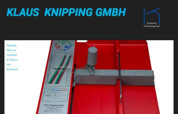 Vorschau von www.k-knipping.de, Knipping GmbH Kunststofftechnik