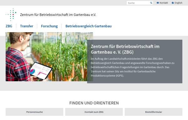 Gartenbau Hannover zentrum für betriebswirtschaft im gartenbau e v in hannover