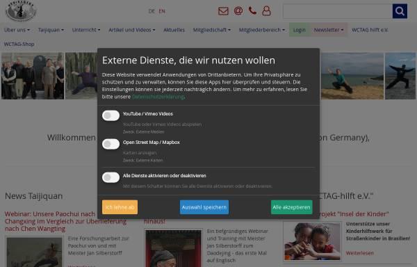 Vorschau von wctag.de, WCTAG
