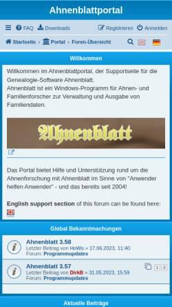Ahnenforum Net
