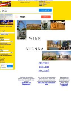 Vorschau der mobilen Webseite www.vienna.cc, Vienna! See! See!