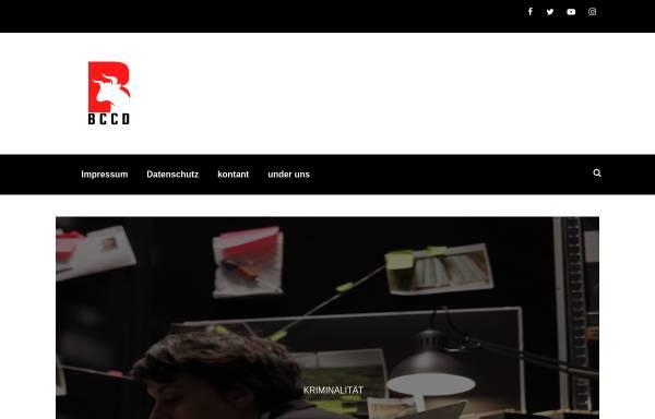 Vorschau von bccd-ev.de, Bearded Collie Club Deutschland e.V.