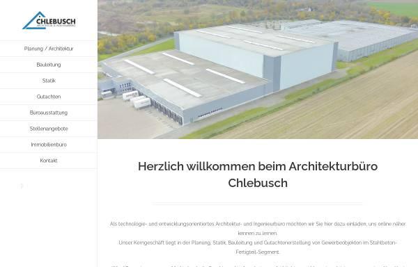 Vorschau von www.chlebusch.de, Chlebusch, Susanne und Holger