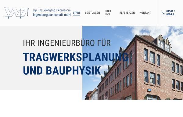 Vorschau von www.riebensahm-ratzeburg.de, Riebensahm, Wolfgang