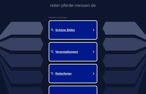 Vorschau von www.reiter-pferde-messen.de, Flüsti's Pferdemessen