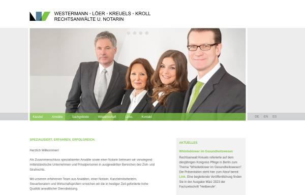 Vorschau von www.juslink.de, JusLink.de