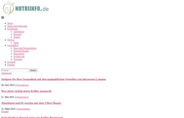 Vorschau von www.kraeuterkessel.de, Der Kräuterkessel