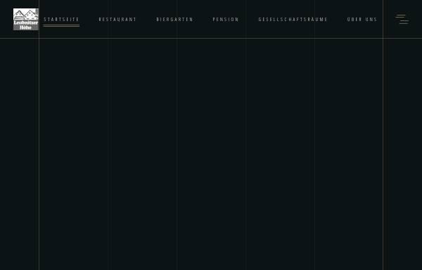 Vorschau von www.leubnitzer-hoehe.de, Leubnitzer Höhe