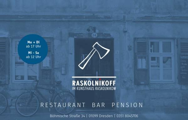 Vorschau von www.raskolnikoff.de, Raskolnikoff