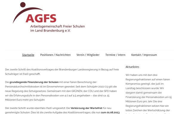Vorschau von freie-schulen-brandenburg.de, Freie Schulen Brandenburg